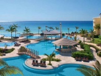 Now Jade Riviera Cancun - територия отеля