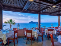 Porto Platanias Beach Resort - restaurant