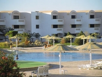 Conrad Hurghada Resort - Вид на отель