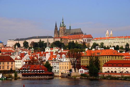 Прага вена