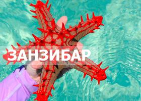 Новогодние туры на о. Занзибар с перелетом из Киева